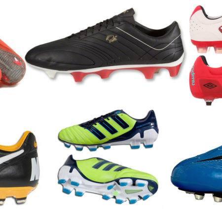 Как выбрать бутсы для футбола: советы и лучшие модели