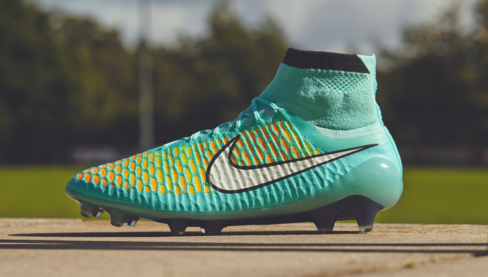 Nike launches new football range with Andres Iniesta  MAGISTA