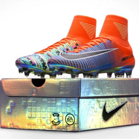 Бутсы EA Sports от Nike