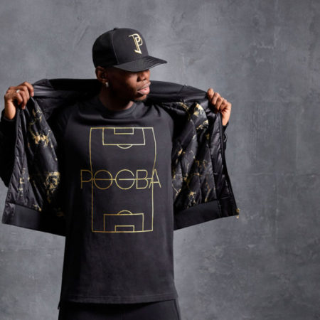 Коллекция одежды Adidas X Paul Pogba