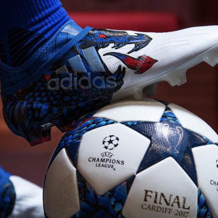 Мяч для финальной стадии Лиги Чемпионов 2016/17