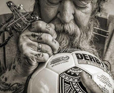 Мяч для юбилейного сезона Эредивизи