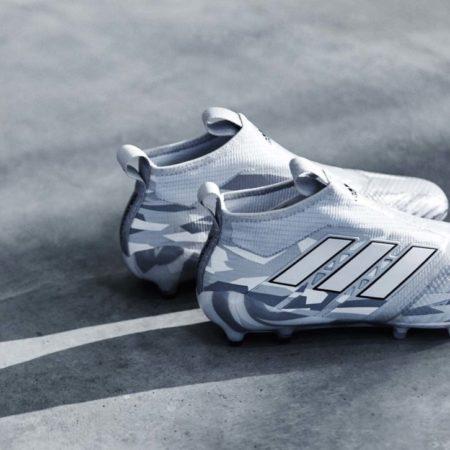 "Adidas Ace 17+ Purecontrol ""Grey Camo"""