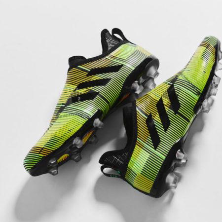 Новый дуэт Adidas Glitch 17