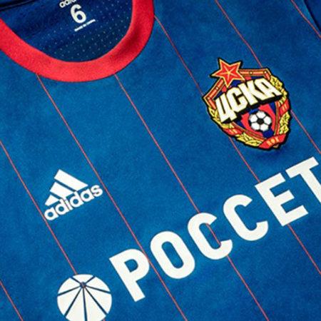 Необычный комплект формы ЦСКА 2017-18