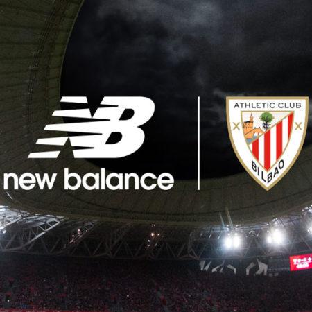 New Balance анонсировал партнёрство с Атлетик Бильбао