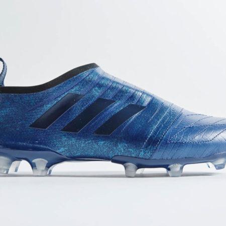 "Бутсы Adidas glitch 17 ""true blue"""