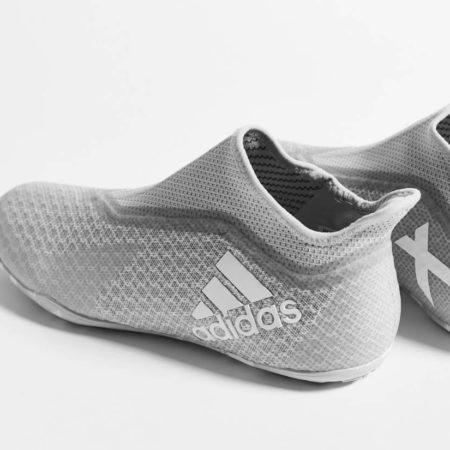 "Турфы Adidas X Tango 17+ PURESPEED ""Clear grey"""