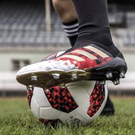 Бутсы Adidas Predator 18+ Telstar