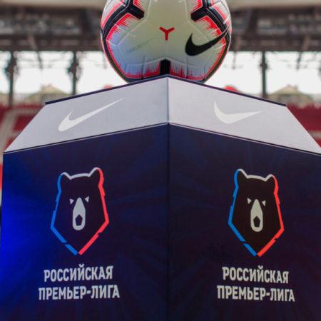 Форма клубов Российской Премьер Лиги 2018-19