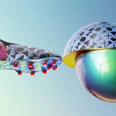 Колллабарация Nike и EA Sports - PhantomVSN