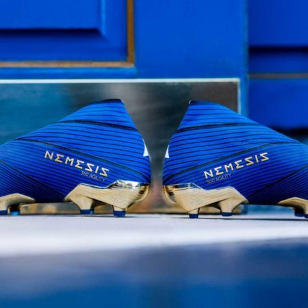 "Бутсы Adidas Nemeziz 19+ ""Inner Game"""