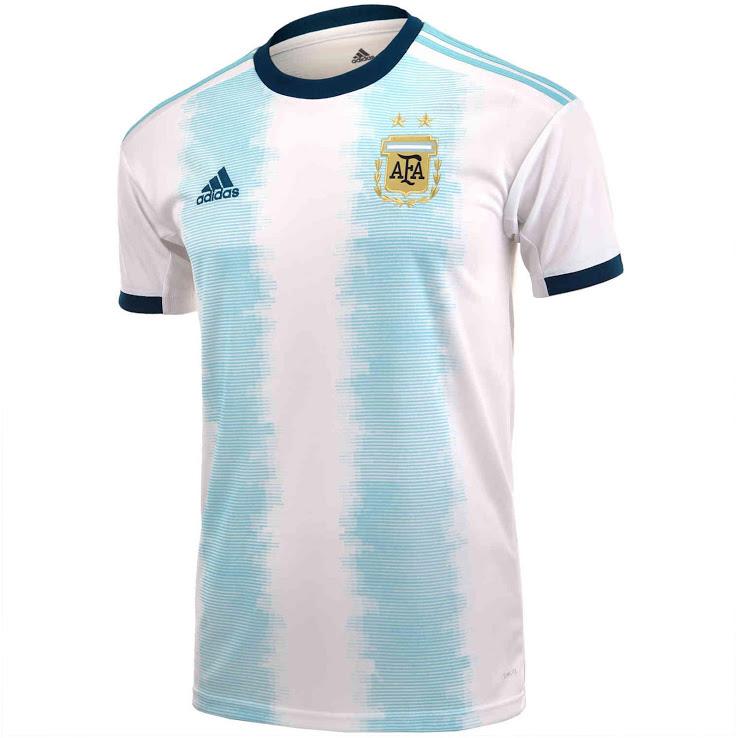 Домашняя форма сборной Аргентины