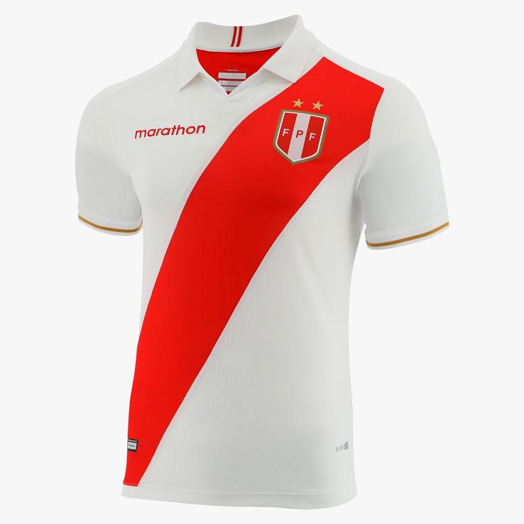 Домашняя форма сборной Перу