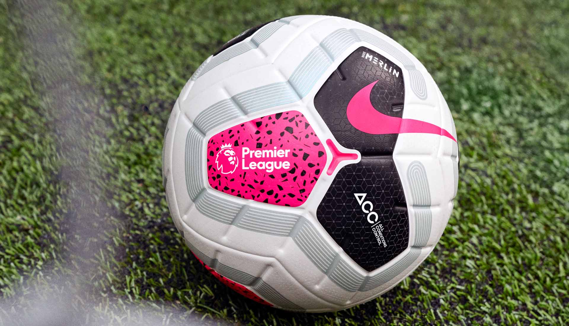 Мяч Премьер Лиги Nike Merlin 2019/20