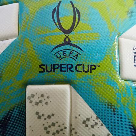Adidas и UEFA представили официальный мяч для Суперкубка 2019 года