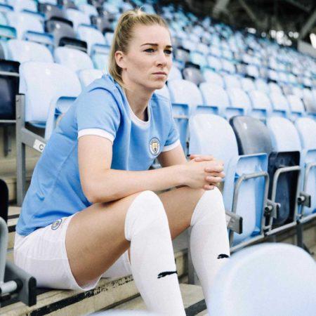 """""""Манчестер Сити"""" и Puma выпустили коллекцию в честь 125-го юбилея клуба"""